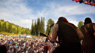 Bluegrass at Grand Targhee Resort