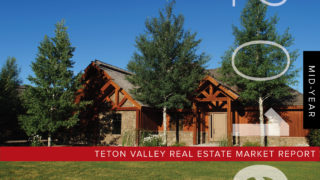 Teton Valley Real Estate Market Report | Mid-Year 2016